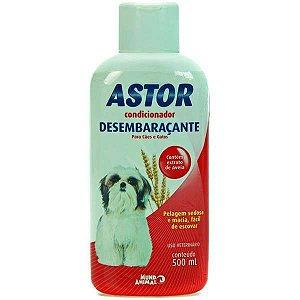Condicionador Astor Desembaraçante para Cães - 500 mL