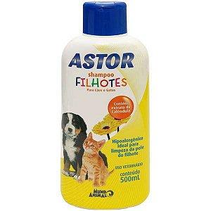 Shampoo Astor Filhotes para Cães - 500 mL