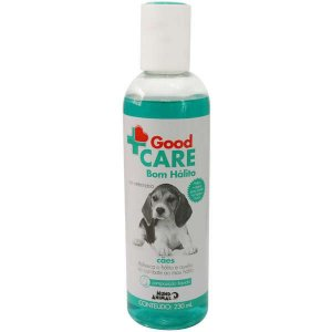 Bom Hálito Mundo Animal Good Care para Cães 230ml