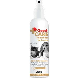 Reparador de Pontas Mundo Animal Good Care para Cães e Gatos - 100 mL