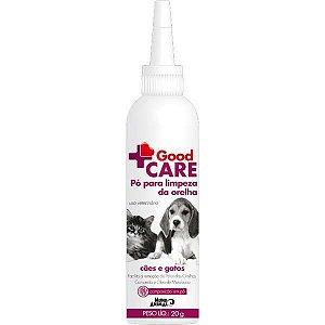 Solução para Limpeza de Orelha Good Care para Cães e Gatos - 100 mL