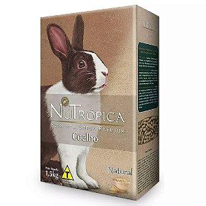 Ração Nutrópica Coelho Natural