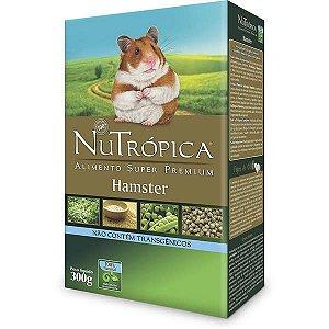 Ração NuTrópica Hamster Natural 300g