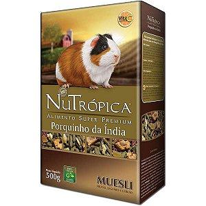 Ração Nutrópica Muesli para Porquinho da Índia - 500 g
