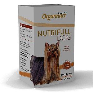 Suplemento Vitamínico Organnact Nutrifull Pet Frasco