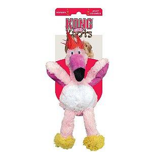 Brinquedo KONG Wild Knots Flamin  para Cães (Cores Sortidas )
