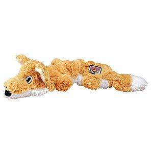 Brinquedo Pelúcia Kong FOX Scrunch Knots