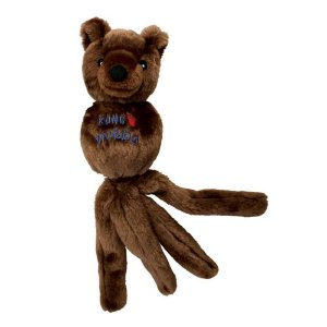 Brinquedo Pelúcia Kong - Fuzzy Wubba Dog Toy Animal Friend Soft Toys For Dogs