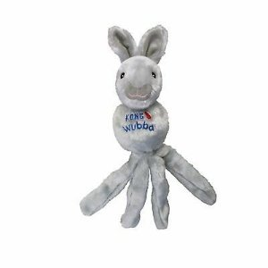 Brinquedo Pelúcia Kong - Fuzzy Wubba Dog Toy Animal Friend Soft Toys For Rabbit