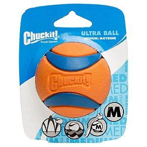 Brinquedo Chuckit Bola Ultra Ball - 1 Unidade