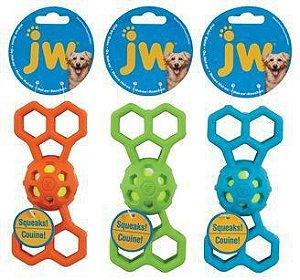 Brinquedo JW Holee Bone Squeaker