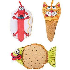 Brinquedo Fatcat Mini Snacklers