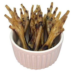 Good Lovin -  Chicken feet snack 100% Natural 3un (Boa Mastigação - Petisco pés de Galinha)