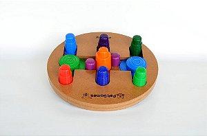 Brinquedo Tabuleiro Pet Games Jogo Interativo Xadrez