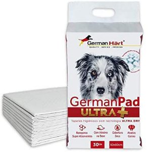 Tapete Higiênico German Hart para Cães GermanPad 30 Folhas