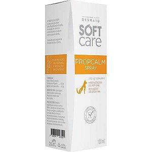 Spray Soft Care Propcalm para Higienização de Feridas