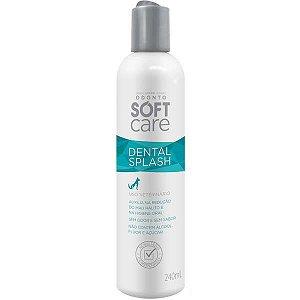 Solução Oral Soft Care Dental Splash 240ml