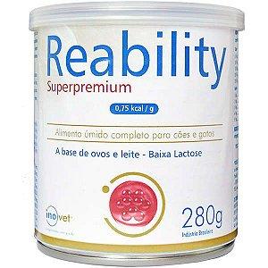 Suplemento Inovet Reability Super Premium - 280 g