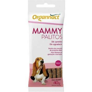 Suplemento Organnact Mammy Palitos 160g