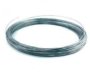 Arame Galvanizado - Fio BWG 16 (1,65mm) / 1kg (60mt)