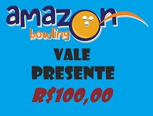 Vale Presente de R$100,00