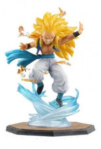 Action Figure Gotenks Super Sayajin 3 Dragon Ball
