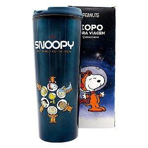 Copo Viagem Snoopy