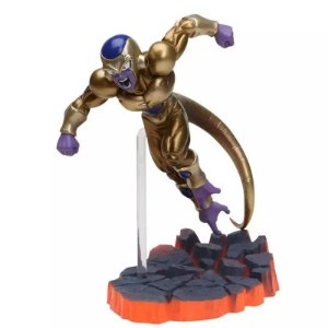 Action Figure Golden Freeza Dragon Ball Super
