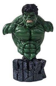 Busto Hulk Marvel Vingadores - Resina 31 cm