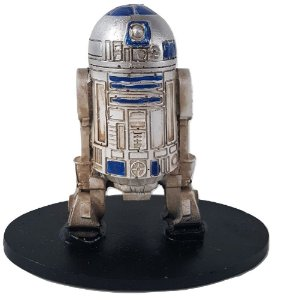 Action Figure R2D2 Star Wars - 9 cm