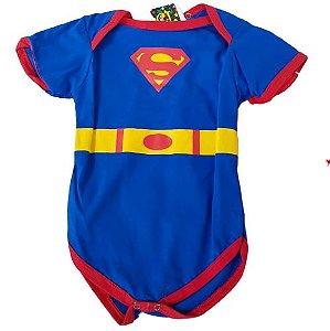 Baby Body Superman - Liga da Justiça