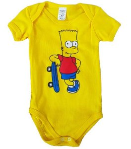 Baby Body Bart Simpsons