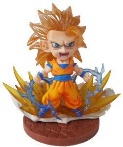 Action Figure Goten Super Saiyajin 3 - Dragon Ball