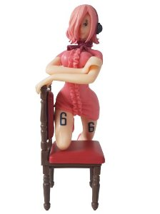 Action Figure Reiju Vinsmoke - One Piece - 15 cm
