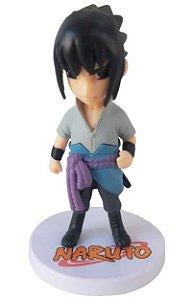 Action Figure Sasuke Naruto - Gashapon - 12 cm