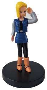 Action Figure Android 18 - Dragon Ball Z
