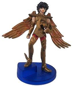 Action Figure Seiya Armadura de Ouro de Sagitário - Cavaleiros do Zodíaco
