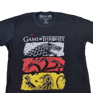 Camiseta Game Of Thrones GOT