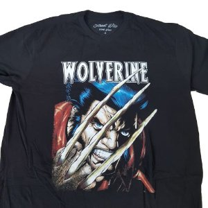 Camiseta Wolverine HQ X-Man