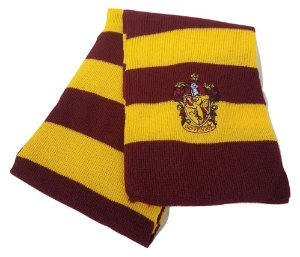 Cachecol Harry Potter Griffinoria