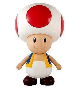 Boneco Super Mario Toad