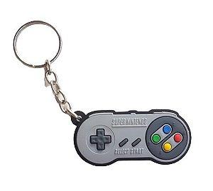 Chaveiro Controle Super Nintendo