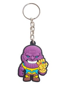 Chaveiro Thanos Manopla do Infinito Vingadores