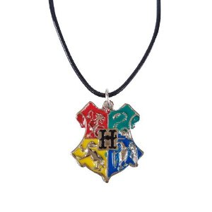 Colar Harry Potter Hogwarts Pequeno