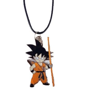 Colar Dragon Ball Goku