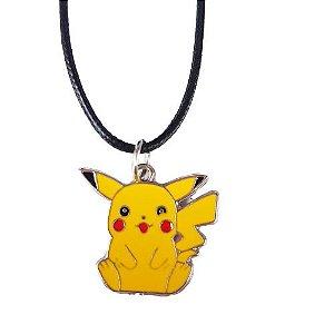 Colar Pokemon Pikachu