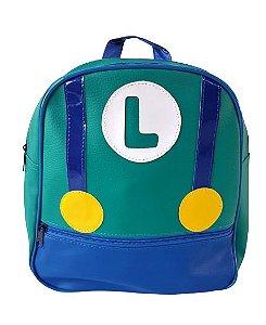 Mochila Luigi Super Mario