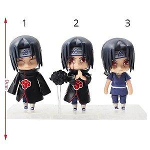 Action Figure Nendoroid Sasuke Naruto Articulado