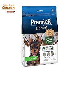 Cookie Premier Cães Filhotes Coco e Aveia 250gr
