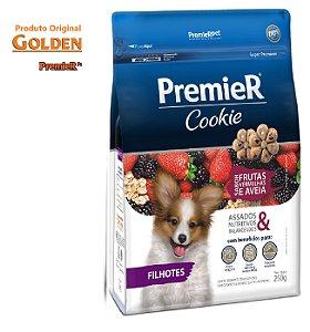 Cookie Premier Cães Filhotes Frutas Vermelhas 250gr